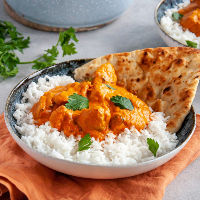 Unlocking the Flavors of India with Butter Chicken