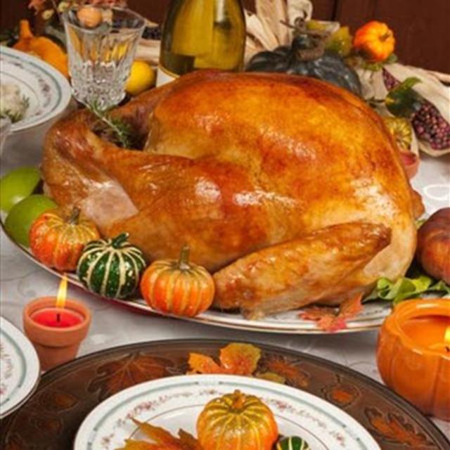 Pairing Wine with Thanksgiving Turkey