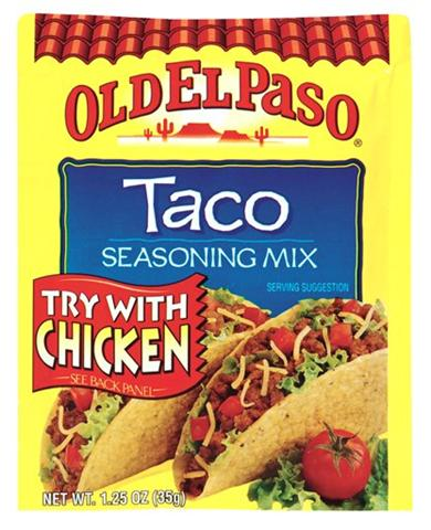 quote nareed anyway what is taco seasoning