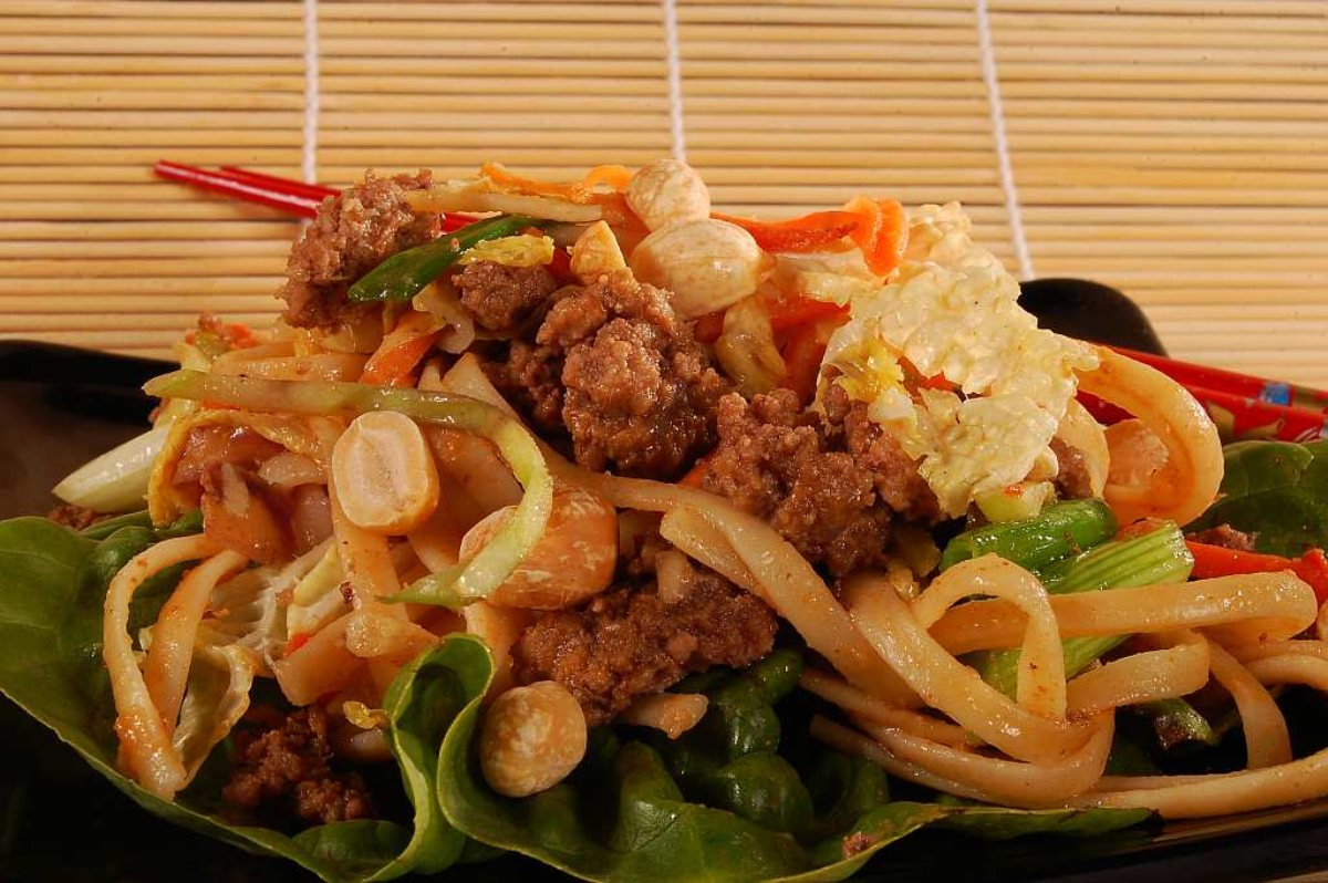 Thai Beef and Noodle Stir Fry - BigOven