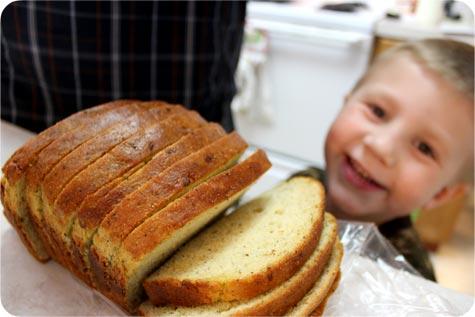 Thanksgiving Leftover Bread