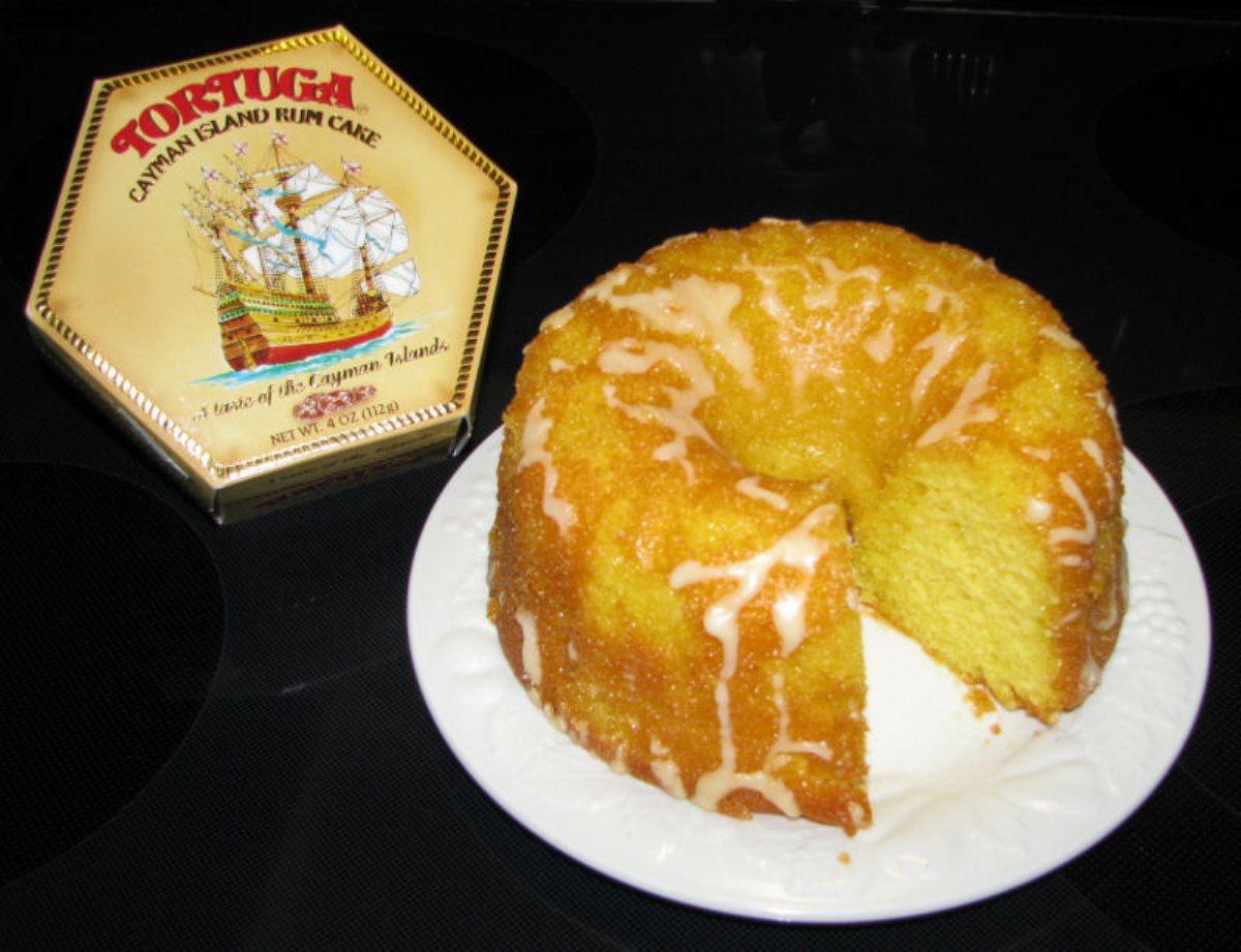 How To Make Tortuga Rum Cake