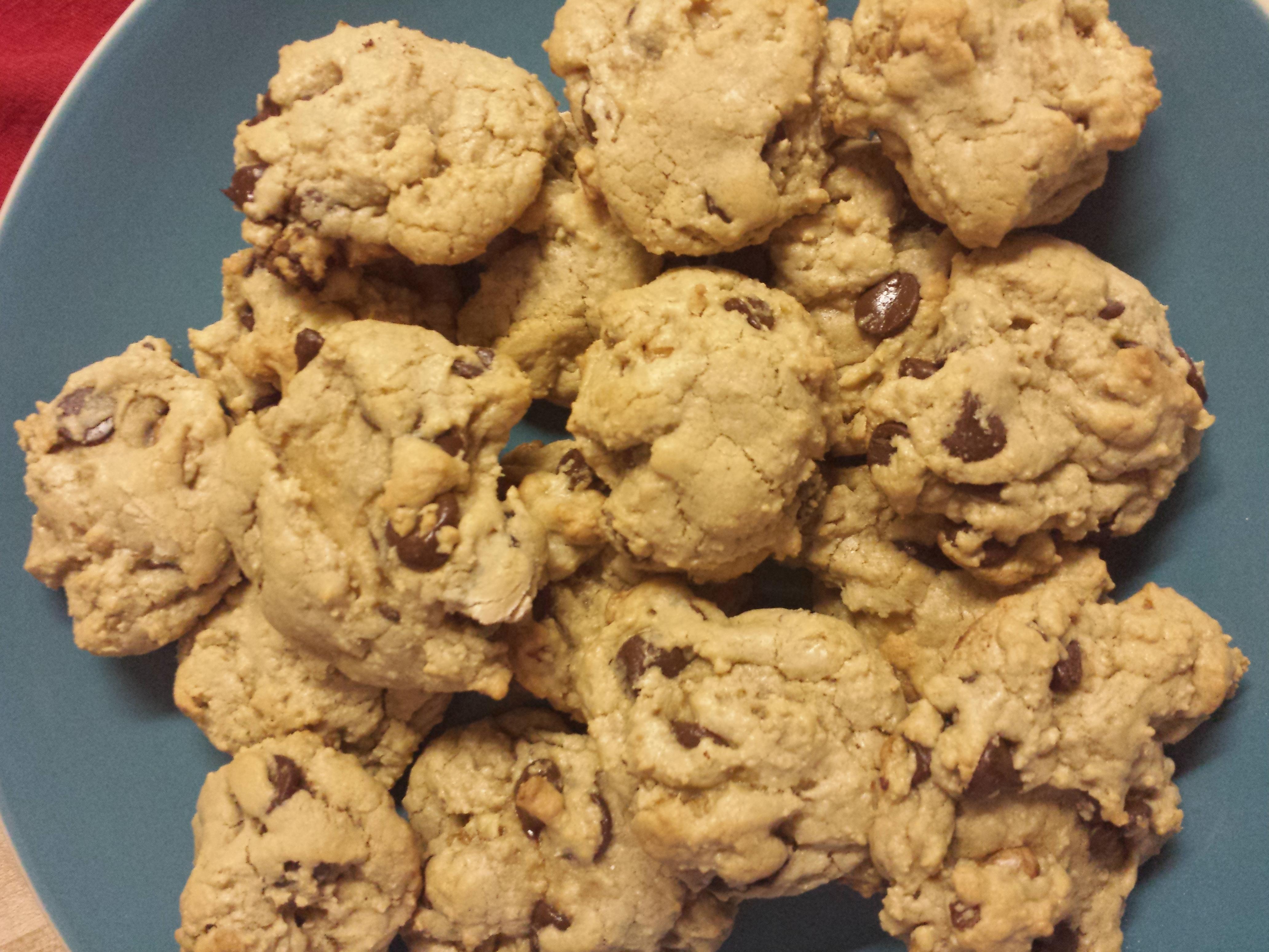 Urban Legend Chocolate Chip Cookies - BigOven