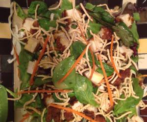 Applebees Oriental Chicken Salad