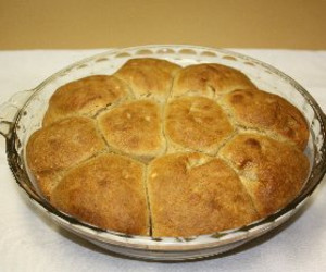 Aunt Coras Sourdough Biscuits