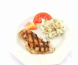 Australian Grilled Fish