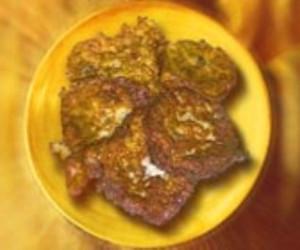 Bacalaitos (Salt Codfish Fritters)