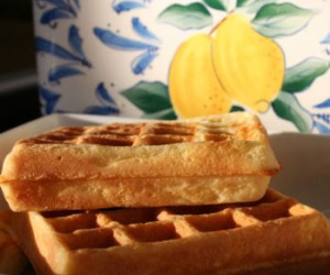 Basic Waffles