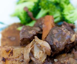 Beef Bourguignon - BC