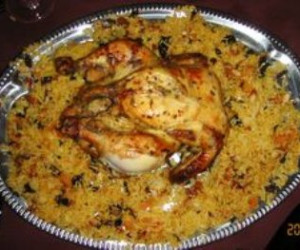 Berber Chicken
