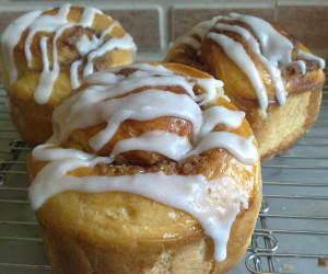 Best-Ever Cinnamon Rolls