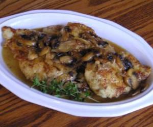BJ's Chicken Marsala