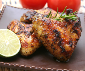 B's Sweet and spicy chicken marinade
