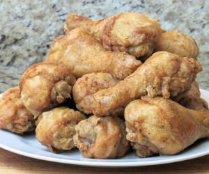 Buttermilk Brined Fried Chicken
