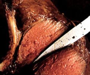 Camp Oven Roast Beef