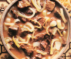 Carbonnade a la Flamande (Flemish beef and beer stew ...