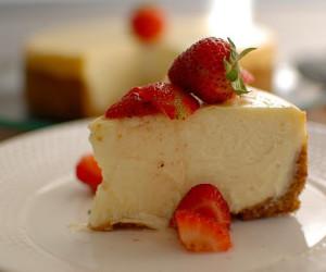 Chantal's New York Cheesecake - BigOven