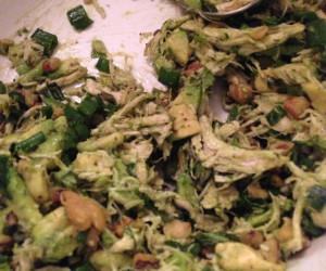 Chicken Avocado Wrap - Paleo