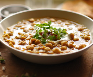 Chickpea Curry (Vegan)