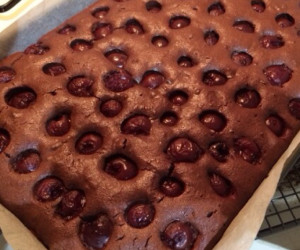 Chocolate brownies - gluten free