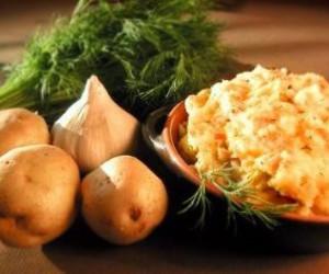 "Connie's ""No big deal"" Coconut Mashed Potatoes"