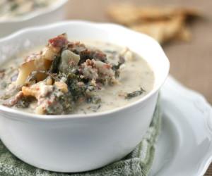 Zuppa toscana soup olive garden copycat recipe for Toscana soup olive garden calories