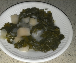 Country Style Turnip Greens
