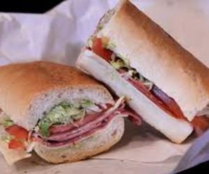 Creamy Italian Sub Sandwich