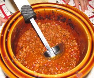 Crockpot Chili Con Carne