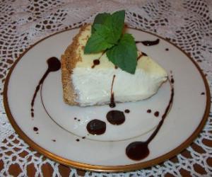 Davido's Signature Vanilla Bean Cheesecake