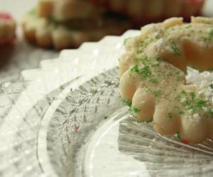 Dutch Sugar Cookies - Roll Out