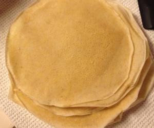Ethiopian Flat Bread (Injera)