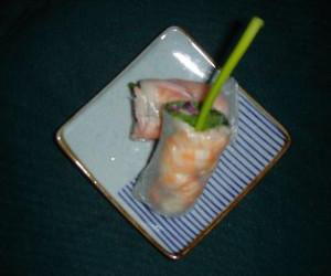 French-Vietnamese Cuisine, Springrolls