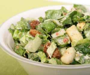 Fresh Made Caesar Salad