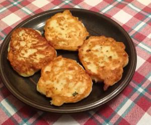 Fried Potato Cakes