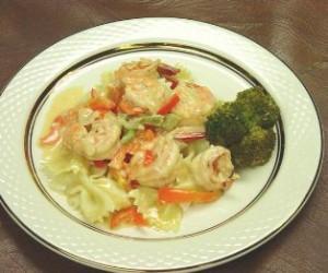 Great Shrimp Scampi