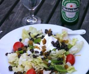 Ground Turkey Taco Salad