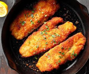 Bass Fish Recipes Fried