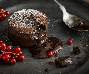 Hot Chocolate Pudding