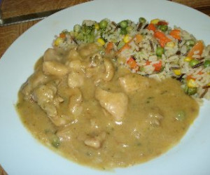 Imis Peanut Butter Chicken Curry