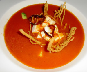 Ina Garten's Chicken tortilla soup
