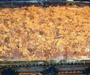 Jessica's Butterfinger Cake