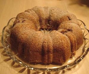 Kathy's Cinnamon Coffee Cake