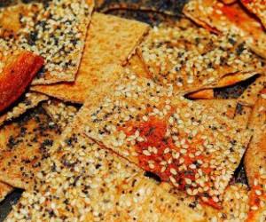 Lavash (Crispy Flat Bread)