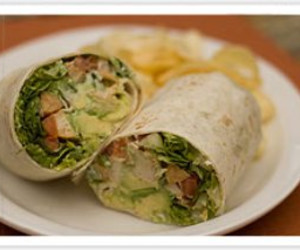Love Me Tenders I Love California Wrap