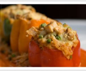 """Love Me Tenders """"Stuffed Peppers with Love"""""""