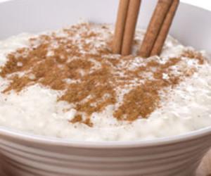 Low Calorie Crock-Pot Rice Pudding