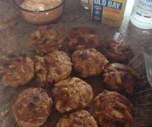 Maryland Crab Cakes 3.0