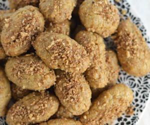 Honey Cookies Melomakarona