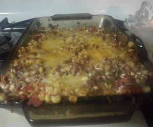 Mexican Vegetarian Casserole